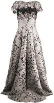 Talbot Runhof Toivo evening dress