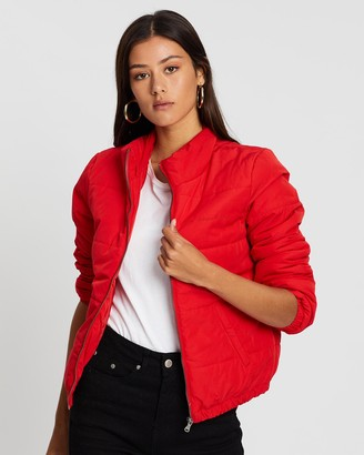 All About Eve Amber Puffa Jacket