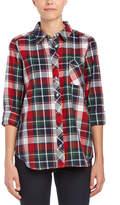 Chaser Bespoke Plaid Woven Shirt