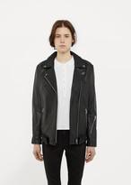 Alexander Wang Oversized Moto Jacket