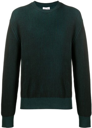 Kenzo Ribbed Crew Neck Jumper