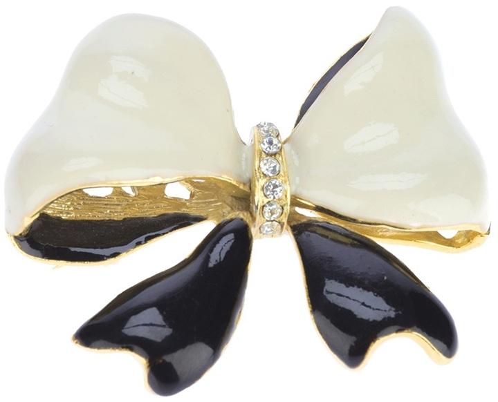 Lancetti Vintage bow brooch