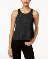 Bar III Marled Tank Top, Only at Macy's