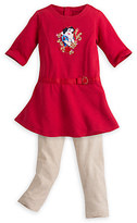 Disney Snow White Dress and Leggings Set for Girls
