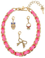 Betsey Johnson Charming Betsey Exclusive Skull Set