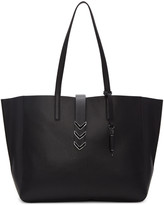 Mackage Black Aggie Shopper Tote