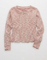 American Eagle Aerie Fuzzy Jumper