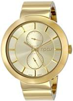 Rip Curl Women's A2718G - GOL FUTURIST - GOLD Analog Display Quartz Gold Watch