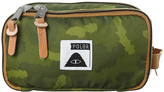 Poler Dope Dopp Kit Green