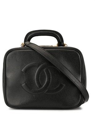 Chanel Pre Owned 1998 CC 2way cosmetic bag