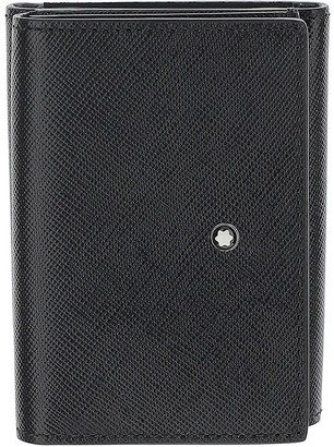 Montblanc Black Sartorial Business Card Holder