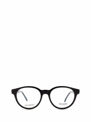 Saint Laurent Eyewear Round Frames Glasses