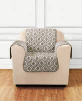 Sure Fit Furniture Flair Quilted Chair Slipcover Bedding