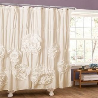 "Generic Essential Living Serena 72""X72"" Shower Curtain"