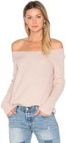 Inhabit Parisienne Off Shoulder Sweater