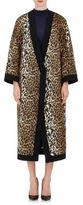 Ungaro Women's Leopard-Print Kimono Coat