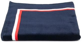 MOSCHINO BAMBINO Toy Bear logo towel