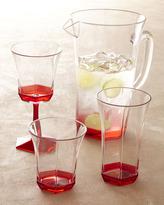 Kim Seybert Coral Branch Acrylic Drinkware