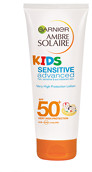Garnier Ambre Solaire Kids Milk Sensitive Advanced SPF50+ 200ml