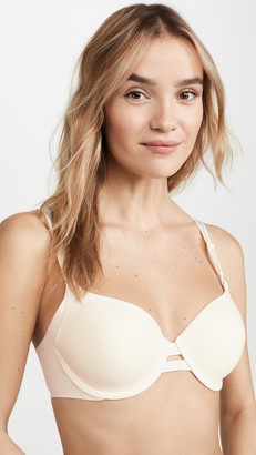 Calvin Klein Underwear Invisibles Full Coverage Tailored Bra