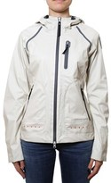 Parajumpers Women's White Polyester Outerwear Jacket.