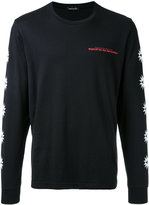 Undercover long sleeve print T-shirt