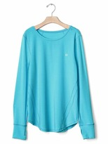 Gap GapFit kids long sleeve tee