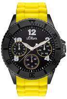 S'Oliver Men's Watch SO-3296-PM