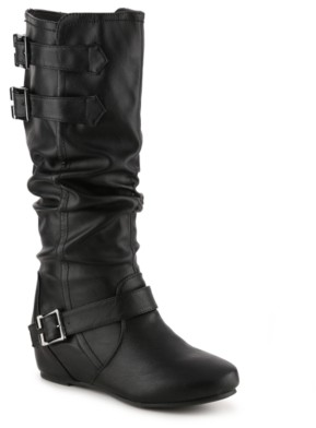 Journee Collection Tiffany Extra Wide Calf Boot