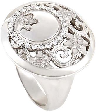 Carrera Y Carrera Hidden 18K 0.22 Ct. Tw. Diamond Ring