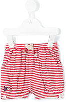 Ralph Lauren striped shorts - kids - Cotton - 6 mth