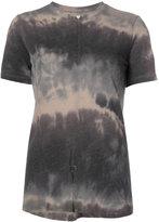 Raquel Allegra camouflage print T-shirt