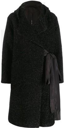 Sara Lanzi Glittered Coat
