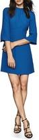Reiss Cora Bell Sleeve Shift Dress