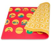 Lollaland® Foam Play Mat in Red/Yellow