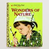 Cost Plus World Market Wonders of Nature, a Little Golden Book