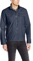 Levi's Men's Two Pocket Washed Cotton Military Jacket