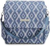 Petunia Pickle Bottom Patterned Boxy Backpack Diaper Bag