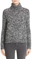 Moncler Bicolor Turtleneck Sweater