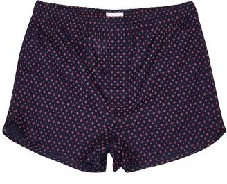 Derek Rose Nelson printed cotton boxer shorts