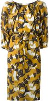 L'Autre Chose printed dress - women - Silk - 38