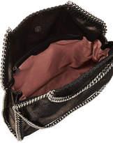 Stella McCartney Falabella Fold-Over Tote Bag, Red Wood Blush