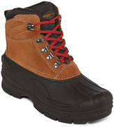 Weatherproof Alpine Mens Water Resistant Insulated Winter Boots