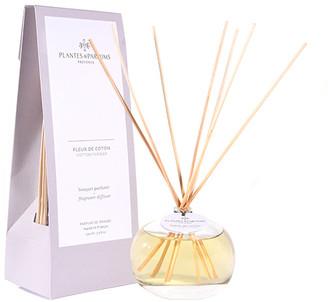 Plantes & Parfumes - 100ml Cotton Flower Fragrance Diffuser