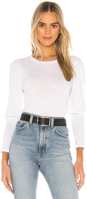 Bobi Light Weight Jersey Blouse