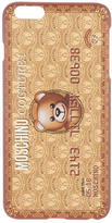 Moschino Bear Credit Card iPhone 6 Plus Case