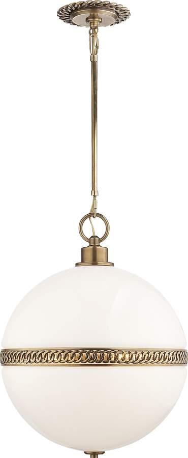 Ralph Lauren Hendricks Large Globe Pendant