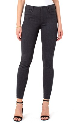 Liverpool Los Angeles Gia Glider Knit Pull-On Skinny Pants