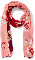 New York & Co. Oblong Scarf - Floral