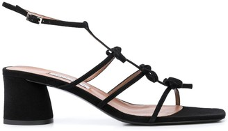 Tabitha Simmons Covie multiple strap sandals